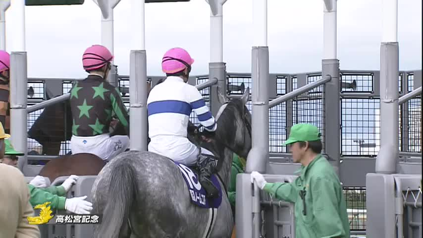 高松宮記念 レース映像